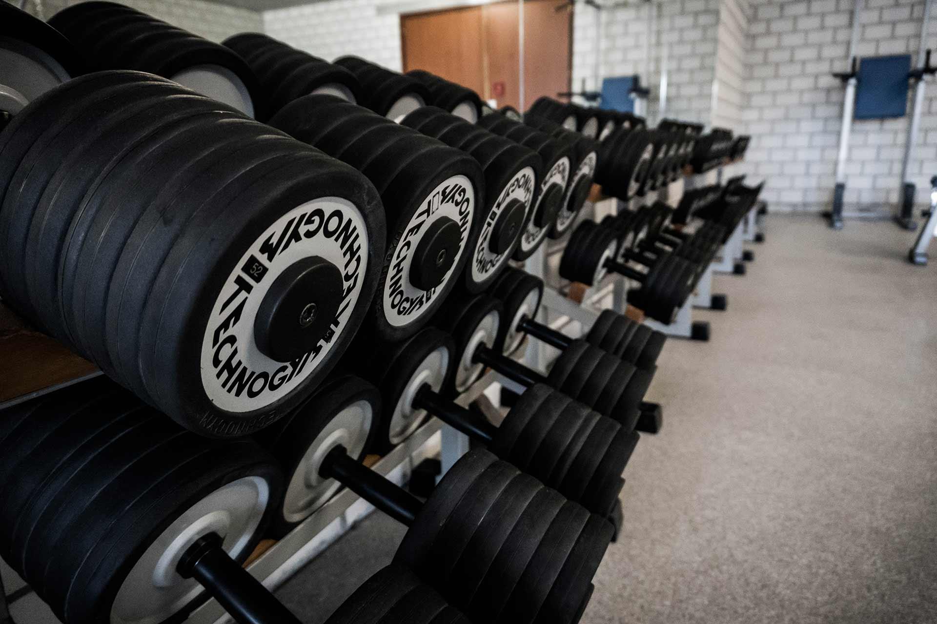 Wolfs Gym Aarberg Lyss Bern Fitness Hanteln