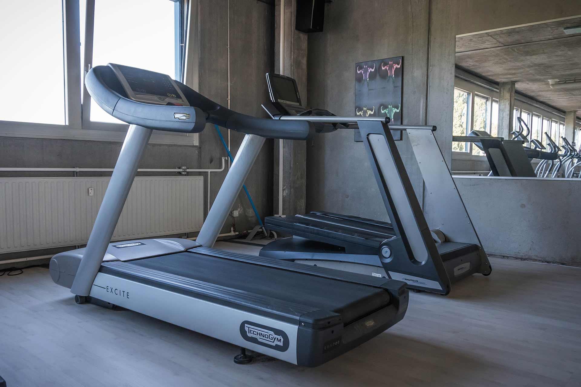 Wolfs Gym Aarberg Lyss Bern Fitness Studio Gerätepark