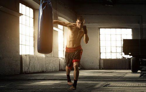 Wolfs Gym Aarberg Lyss Bern Fitness Box Training
